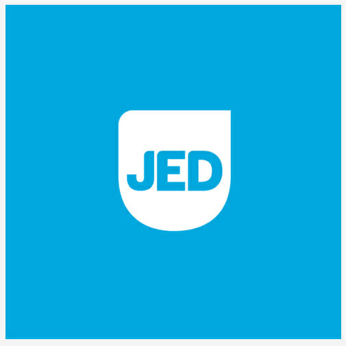 Logo for The Jed Foundation