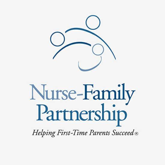 Logo for Nurse-Family Partnership