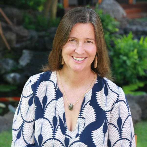 Photo of Pam Omidyar