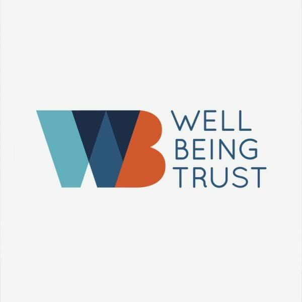Logo for Well Being Trust